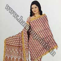 Zari Gadwaal Cotton Saree 06