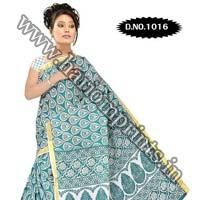 Zari Gadwaal Cotton Saree (1016)