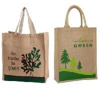 Jute Shopping Bag 12
