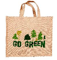 Jute Shopping Bag 13