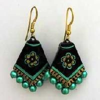 Terracotta Earrings (AT-1034)