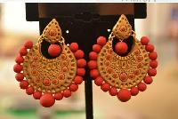 Terracotta Earrings (AT-1042)
