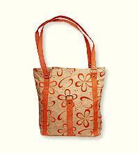 Women Jute Hand Bag 03