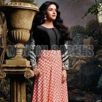 Ladies Anarkali Suit 02