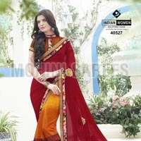 Party Wear Saree (40527)