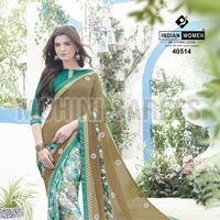 Party Wear Saree (40514)