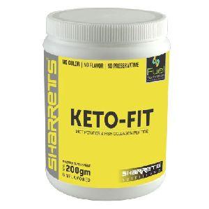Keto Fit Collagen Protein Powder