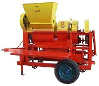 Tractor Operated Multi Crop Double Speed Threshers