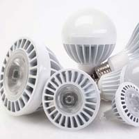 Plastic Part for LED Lights