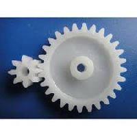 Molded plastic gears