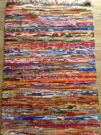 Cotton Chindi Rag Rugs 02