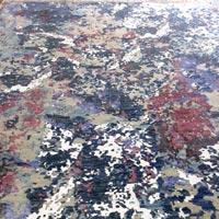 Hand Knotted Modern Design Woolen Carpets (GE-218)