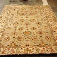 Hand Knotted Traditional Design Carpets (GE-305)