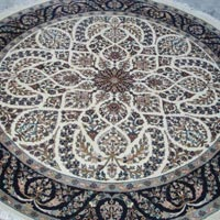 Hand Knotted Traditional Design Carpets (GE-307)