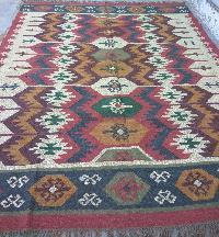 Wool Jute Rugs (GE-1109)
