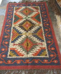 Wool Jute Rugs (GE-1114)