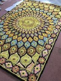 Zardozi Jewel Carpets