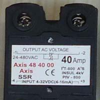 Design No. 40 Amp