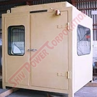 Sound Proof Booth