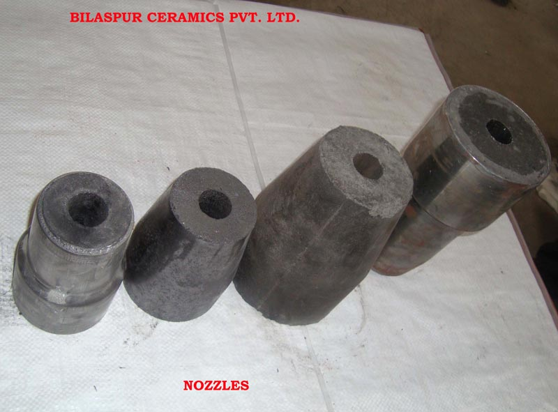Nozzles and Well Blocks