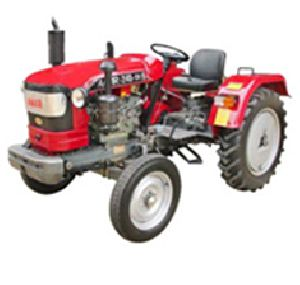 Tractor Orchard Model