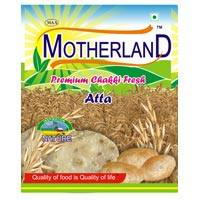 Motherland Chakki Fresh Atta (500 Gm)
