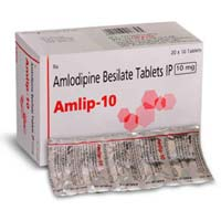 Amlodipine  5mg & 10mg (Norvasac)