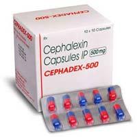 Cephalexin 250mg & 500mg (KIeflex)