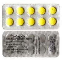 Tadalafil 20mg + Depoxetine 60mg