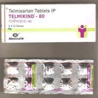 Telmisartan 40mg & 80mg (Micardis)