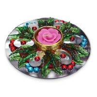 Decorative Floating Diyas 04