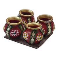 Decorative Matki Diyas 01