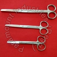 Dressing Scissor (Straight Blunt)