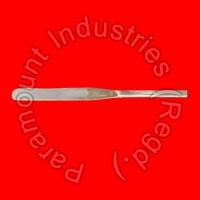 Ointement Spatula Steel Handle