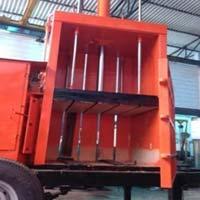 Dry Grass Pressing Machine