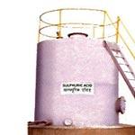 Acid Storage Tanks