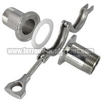 Stainless Steel Tri-Clamp Fittings