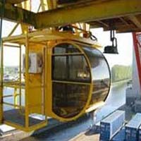 Tower Crane Cabin