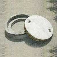 Concrete Manhole Covers and Frames