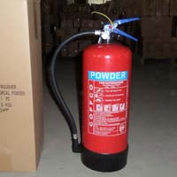 Dry Powder Fire Extinguisher 03