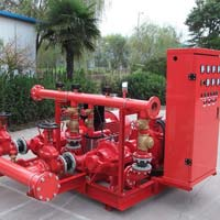 Fire Fighting Pumps 01