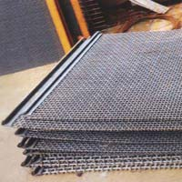 Double Crimped Screens