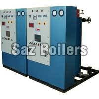 Electric Thermal Fluid Heater