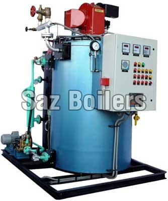 Oil And Gas Fired Steam Boiler