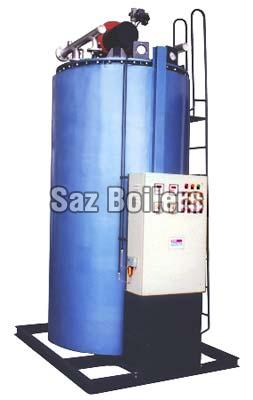 Oil & Gas fired Hot Water Generator