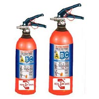 ABC Stored Pressure Type Fire Extinguishers