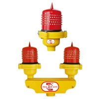 Single Aviation Obstruction Light  & Dual Aviation Obstruction Light