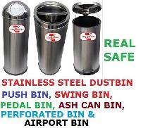 Dustbin (steel)