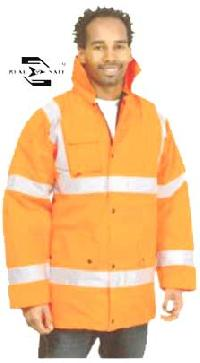 Orange Reflective Clothing
