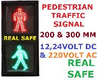 Pedestrian Signal Light